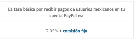 Plataformas de pago - paypal