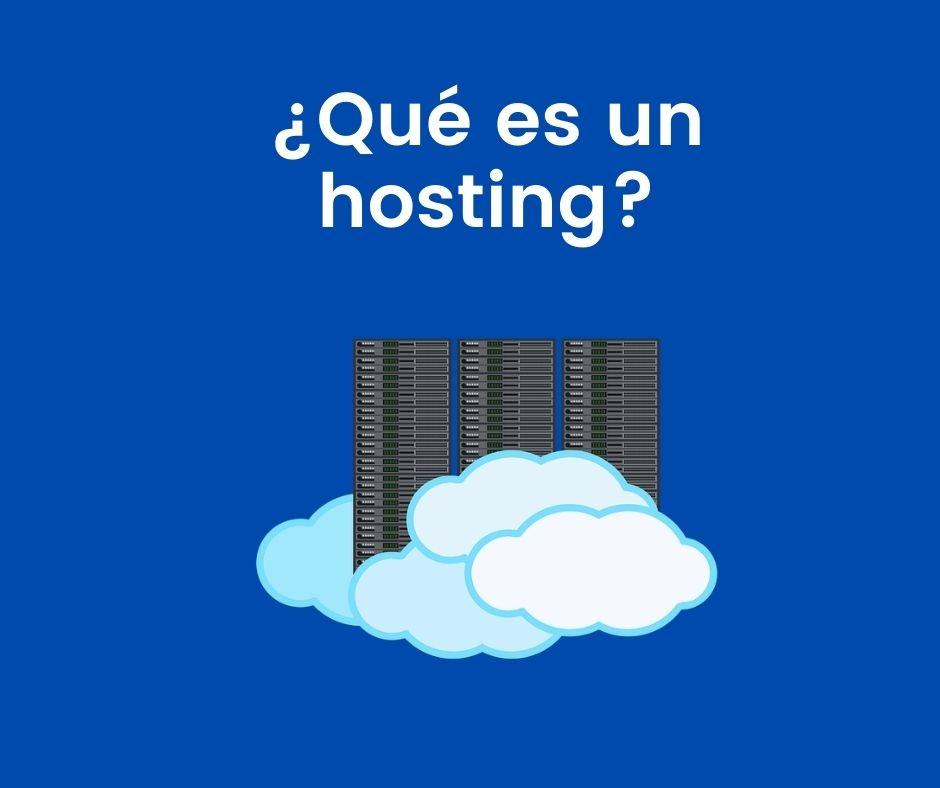 Que es un hosting